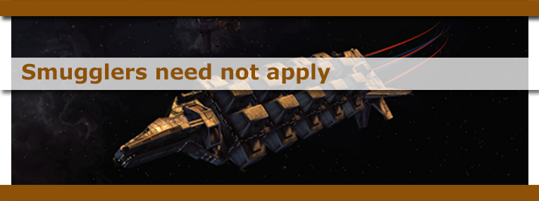 Smugglers Need Not Apply