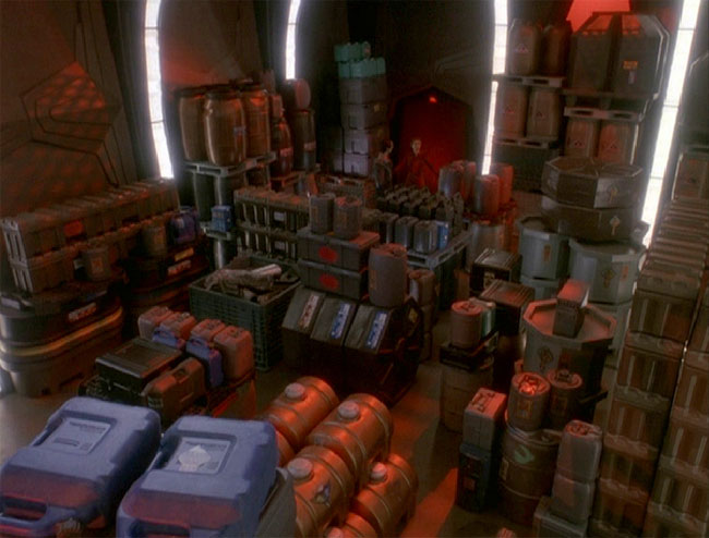 Cargo Bays